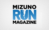 Mizuno Run Magazine